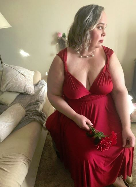 Ruby Red Dress YouTube
